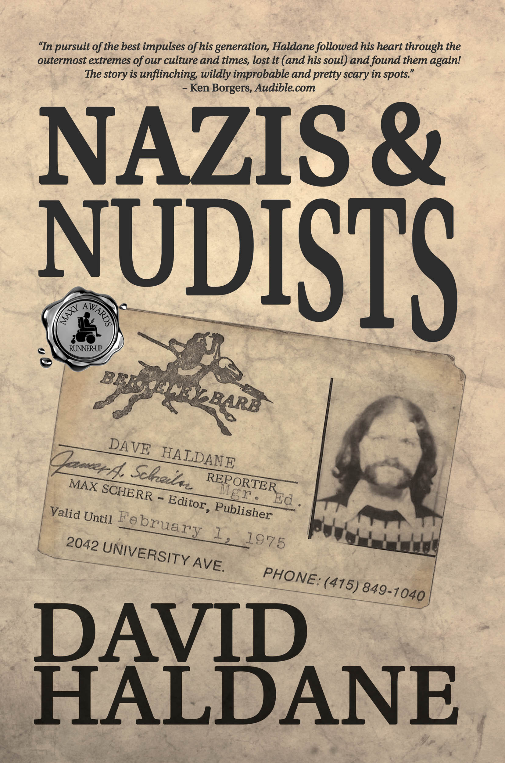 Nazis and Nudists eimage